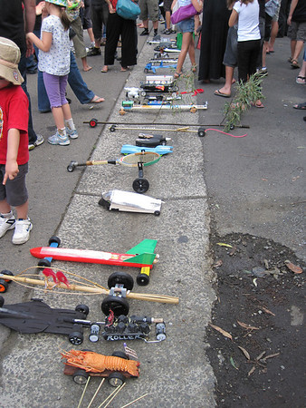 Rocketcar Day 12
