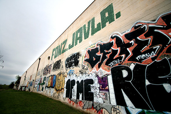 Graffiti Art - 5/2/2009