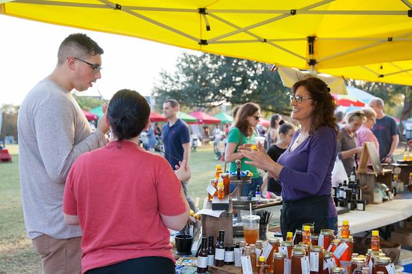 West Ashley Farmers Market Oct 2016