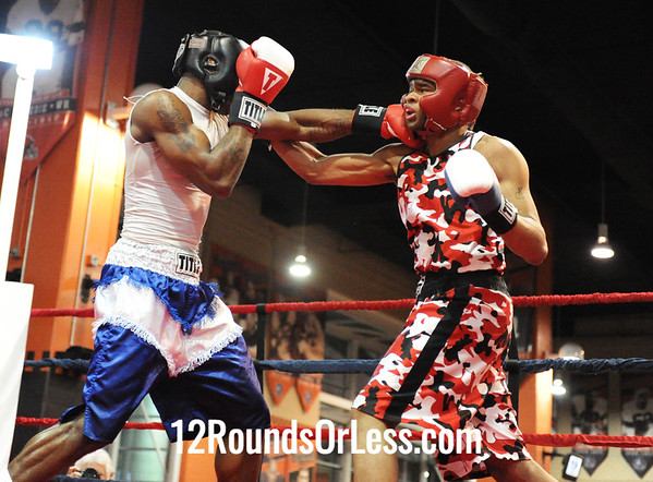 Ryan Forbes (Thelma George/Empire Rec) bs Jimmy Bland (Inner City Boxing)  178 Pounds-Open  Bout # 16