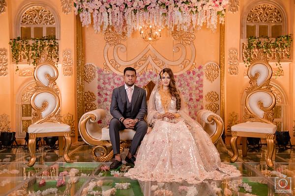 Fahad & Sarjana Reception