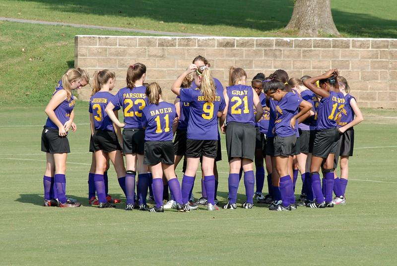 Hannah Soccer 9-2-10