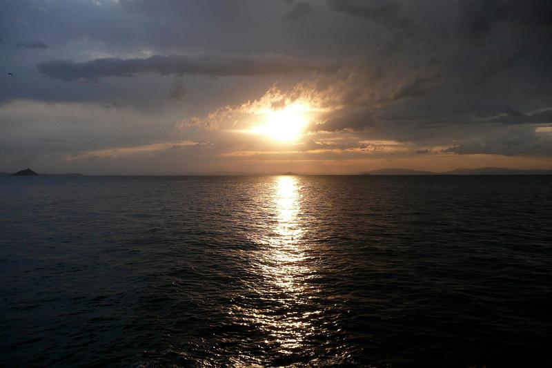 Sunrise. Isola d'Elba