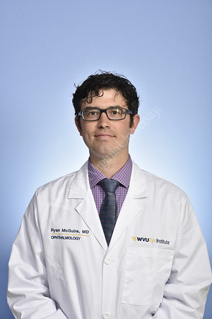 35819 Ophthalmology Portrait  Dr. McGuire July 2019