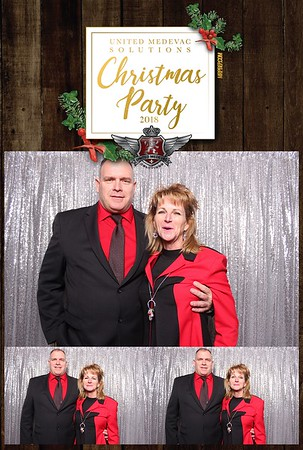 United Medevac Christmas Party