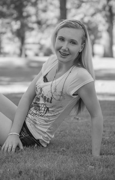 Breanna Senior 2014