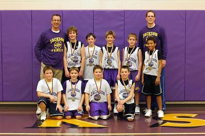 JYBA Junior Varsity League Championship Game 2/8/08