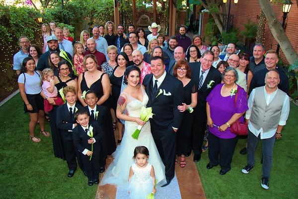 Sarah & Jacob Wedding: Mesa AZ Sept 2018