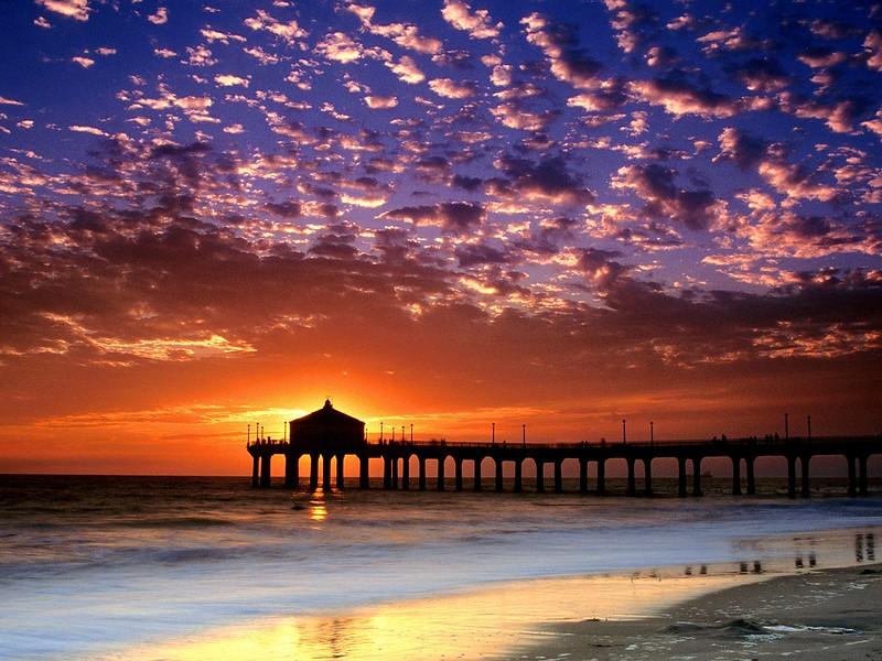 Colorful Sky, Manhattan Beach, California.jpg