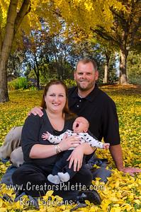 Cox Family Portraits