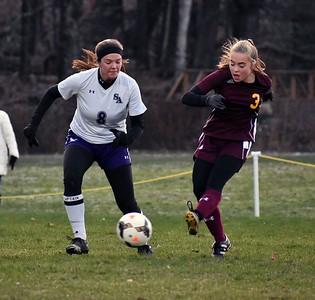 Lenox girls soccer vs. Smith Academy - 110819