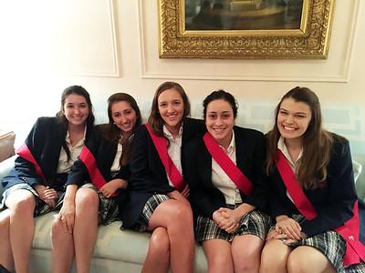 Alumnae Induction (3.9.16)