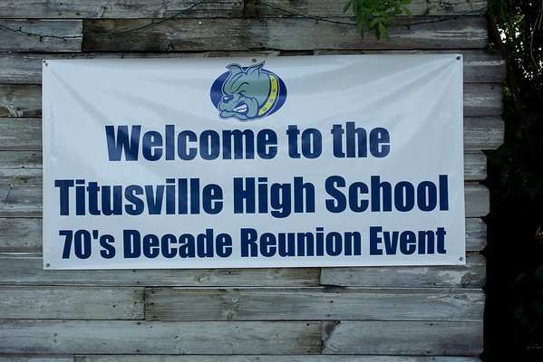 THS 70's Decade Reunion 9-16-16
