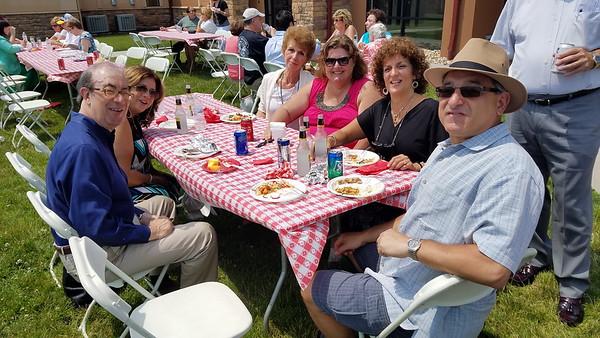Community Life - Feast Day Picnic - June 19, 2016