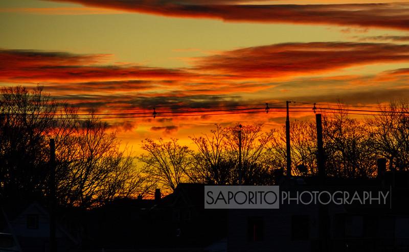 East Boston Dawn