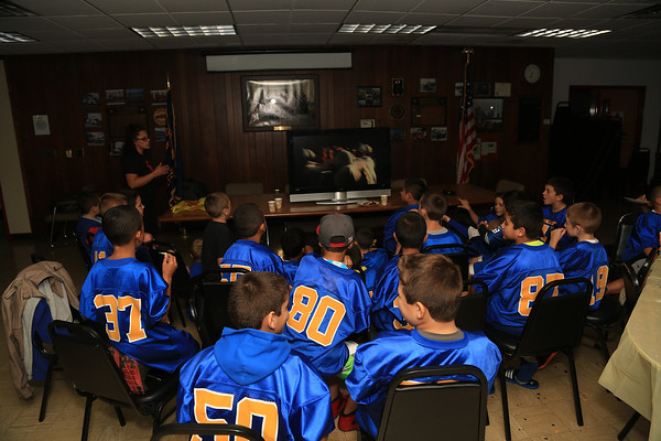 Lyndhurst Cubs Pasta Dinner at the Firehouse