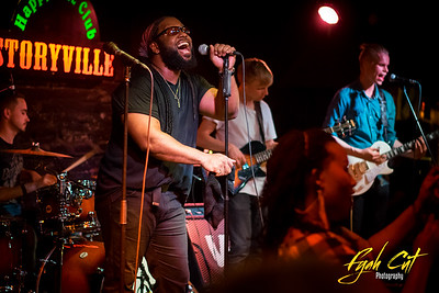 INI Vybez live at Storyville 2/7