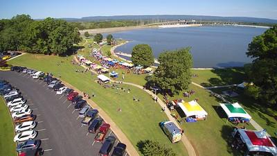 Dragonboat Festival 2017 - Chickamauga Lake