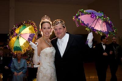 Krewe of Denham Springs Ball-2013
