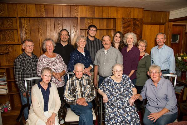 Katie's Family