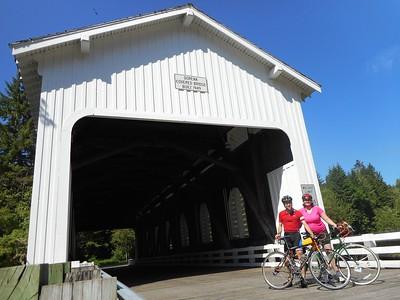20150530 Cottage Grove covered bridges