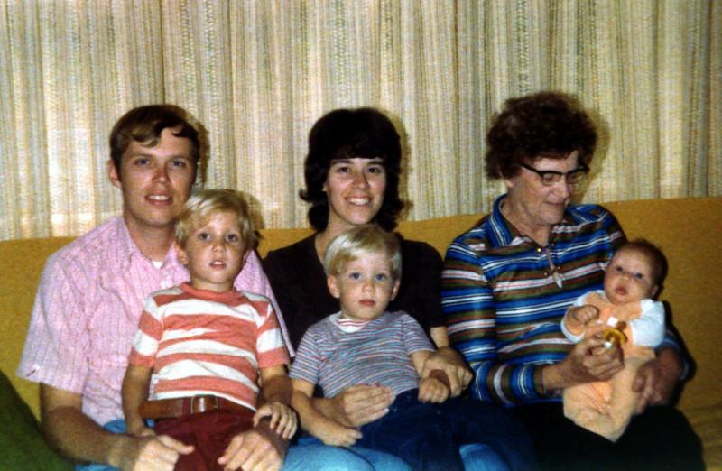 Warren, Mike, Judy, Chris, Anita Herdrich and Elissa