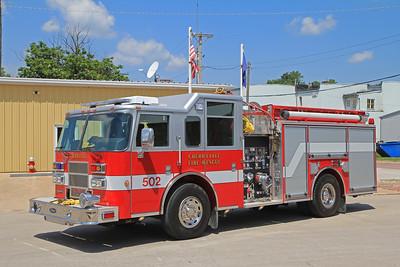 Cherryvale Fire Department (Cherryvale, KS)