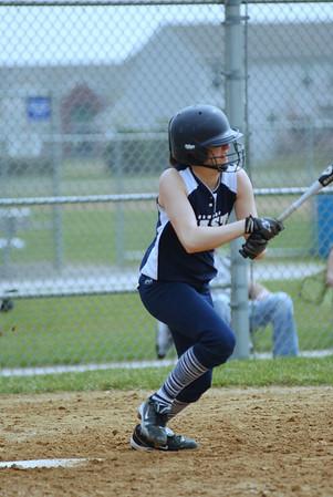 OE Varsity Softball Double headed 4-9-11