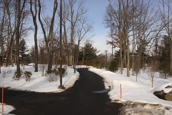 ADP walks landscape Dec 20 2013
