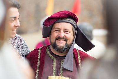 2015 Montblanc Medieval Festival