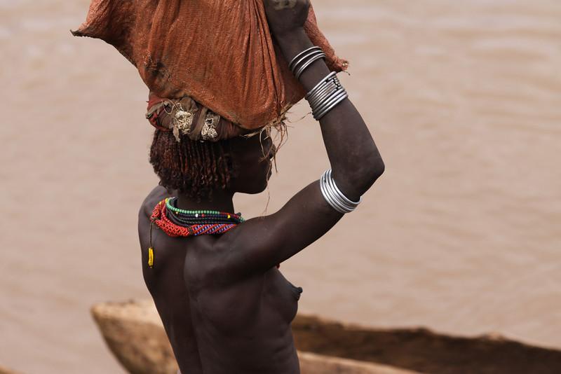 Dasanech woman