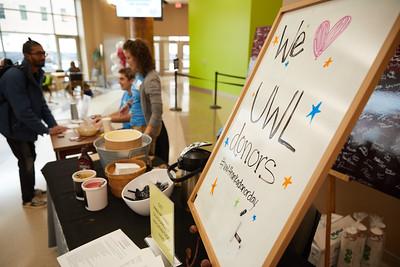 2017 UWL Philanthropy Students Thank Donors