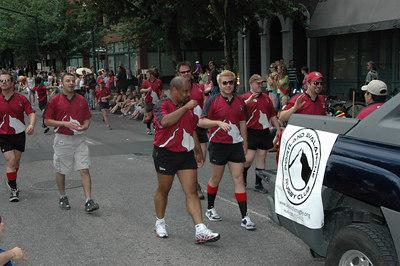 Portland Pride Parade & Festival 2006