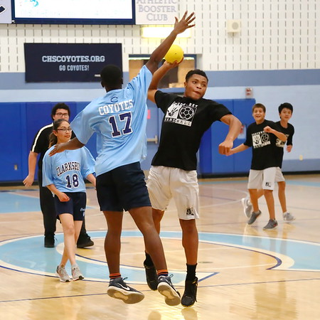 20181001 Team Handball Northwest at Clarksburg