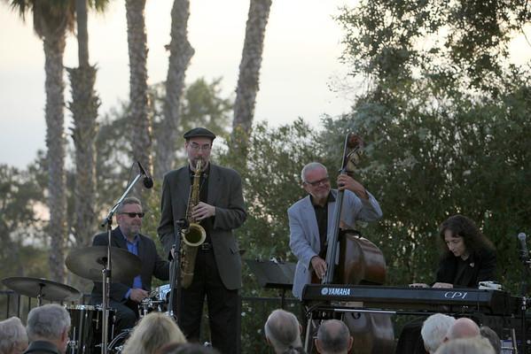Sunset Series II Newport Beach 9/14/2011 Judy Roberts Quartet