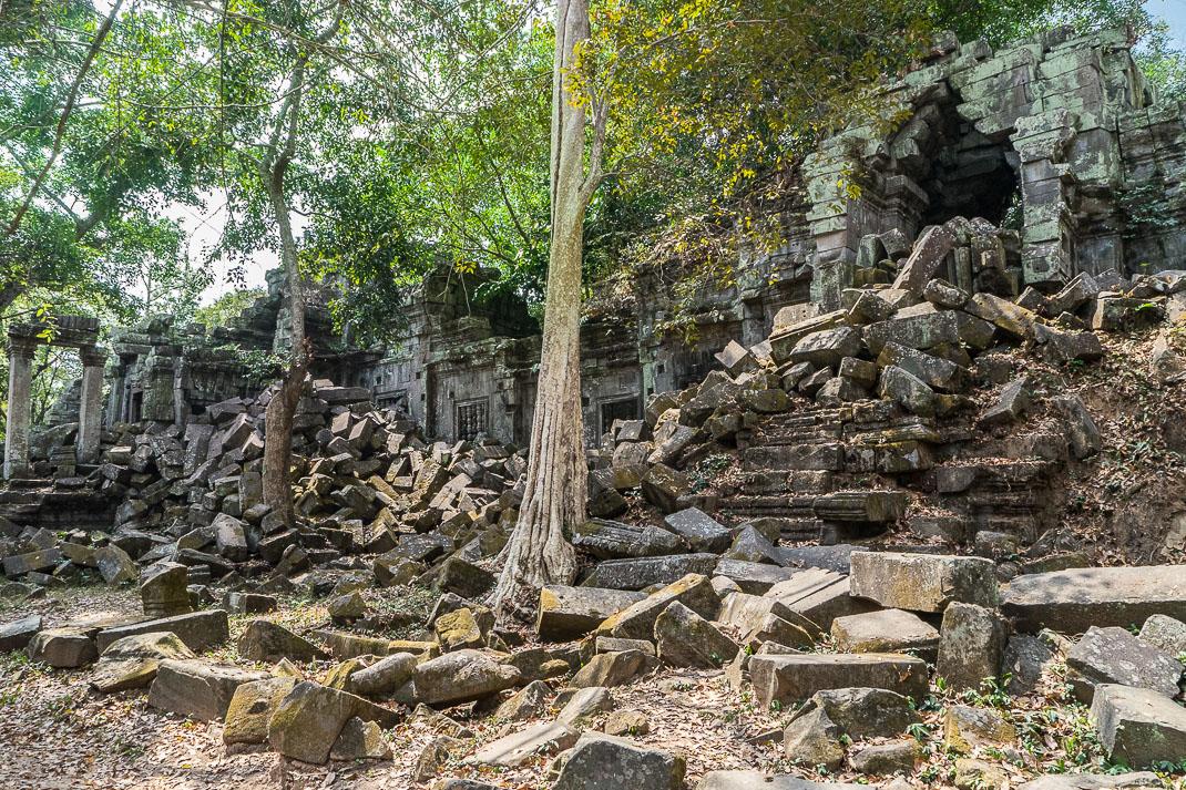 Beng Mealea Cambodian Ruins
