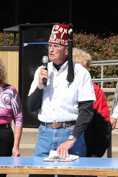 Brown County Shrine Club Car Show 9-22-2012
