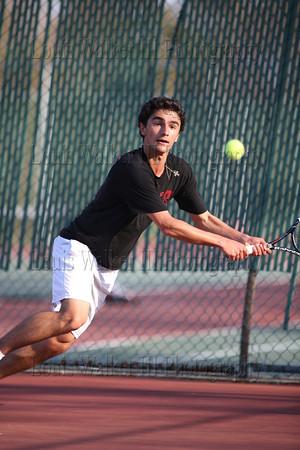Tennis - Prep School 2013