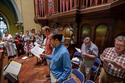2018 Corpus Christi Mass and Procession (Saint Mary's to Saint Joseph's - New Haven, CT)
