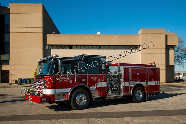 New Delivery Bridgeport Engine Co.1