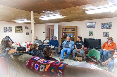 Hope village meeting - May17, 2018
