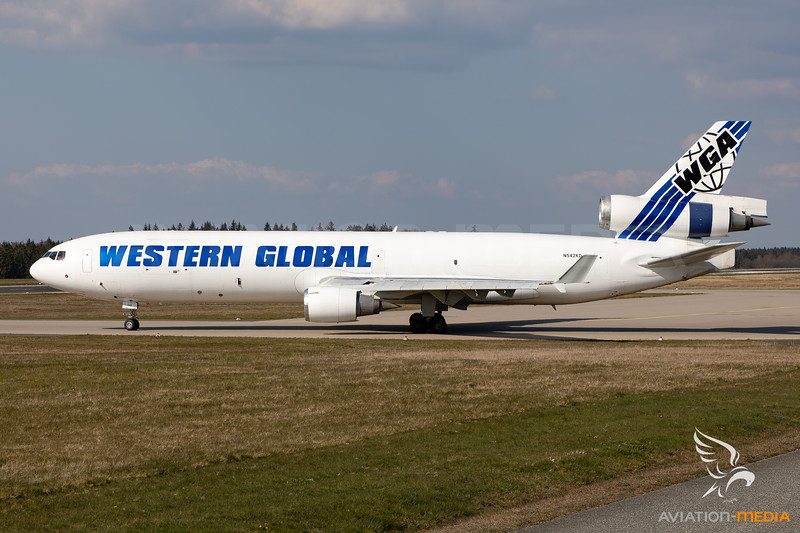 Western Global Airlines | McDonnell Douglas MD-11F | N542KD