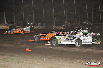Lucas Oil Late Model & USMTS Modified Special 7/16/13