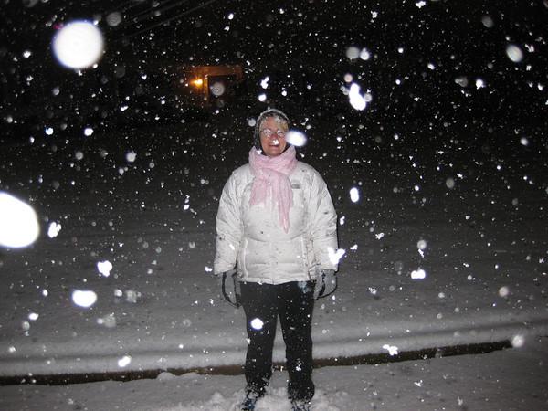 Jackson - Snow Feb 2009