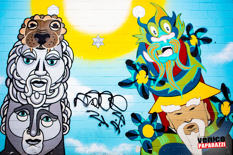 Abbot Kinney Blvd.  © VenicePaparazzi.com