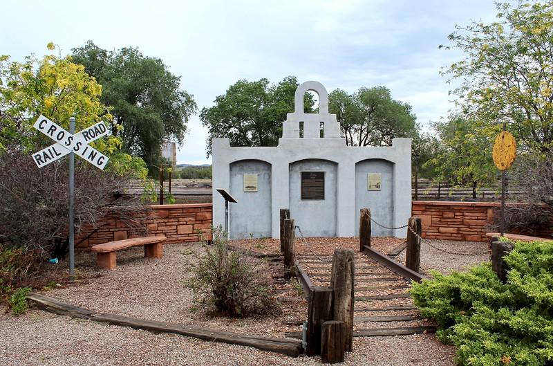 Railroad memorial (2018)