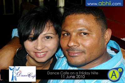 Dance Cafe - 11th June 2010