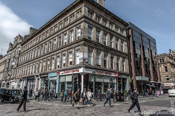 Glasgow Scotland, Aug. 2018