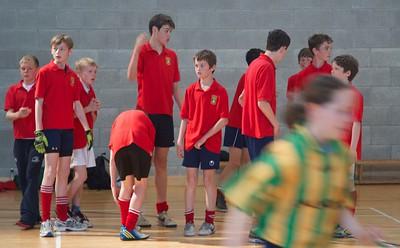 U13s All Ireland Handball 2013