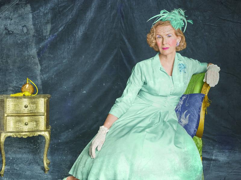 ". Frances Conroy as Gloria Mott in FX\'s \""American Horror Story.\"" (Photo by Frank Ockenfels/FX)"